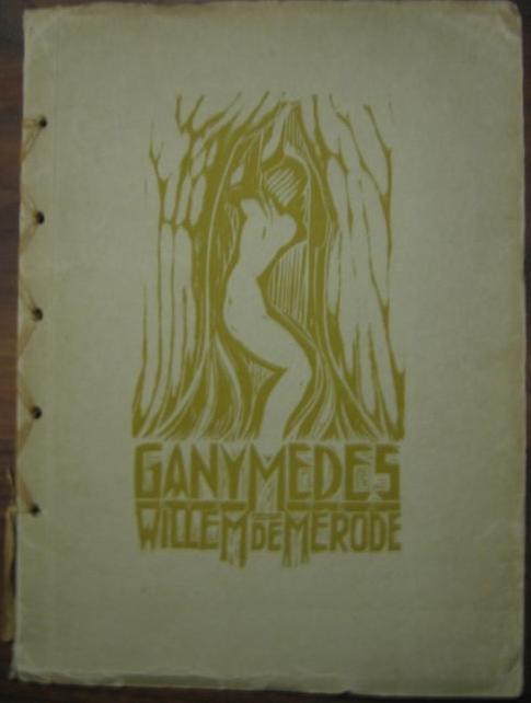 Omslag van Ganymedes