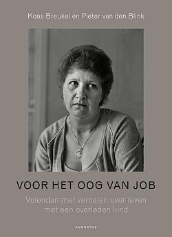 Omslag van Voor het oog van Job  (Uitgeverij Augustus, 2009)