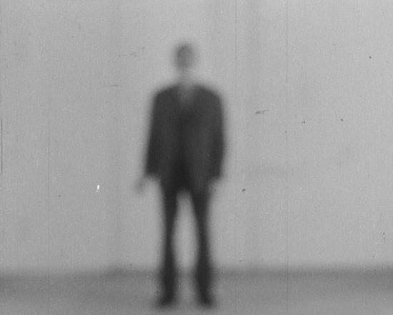 Uit: Gerhard Richters Film Volker Bradke und das Prinzip der Unschärfe (Dumont Buchverlag, 2010)