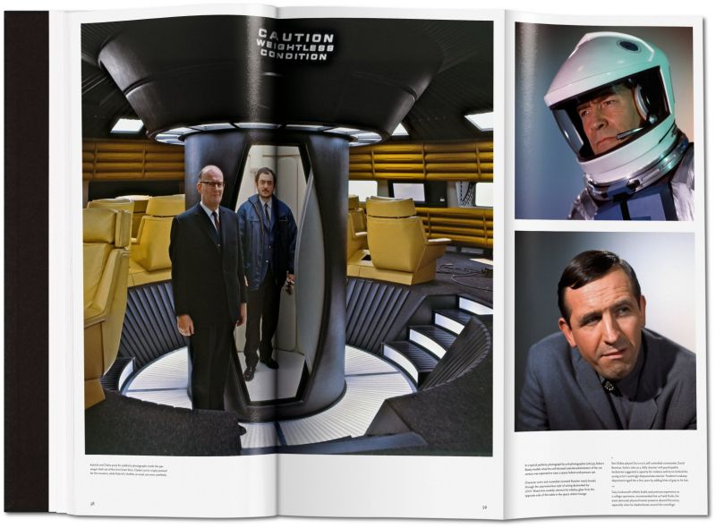 uit: The Making of Stanley Kubrick�s '2001: A Space Odyssey' (Taschen, 2015)